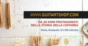 GuitArt, Rivista, Monografie, CD e DVD Collecction