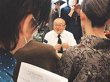 JAM総会尾崎先生