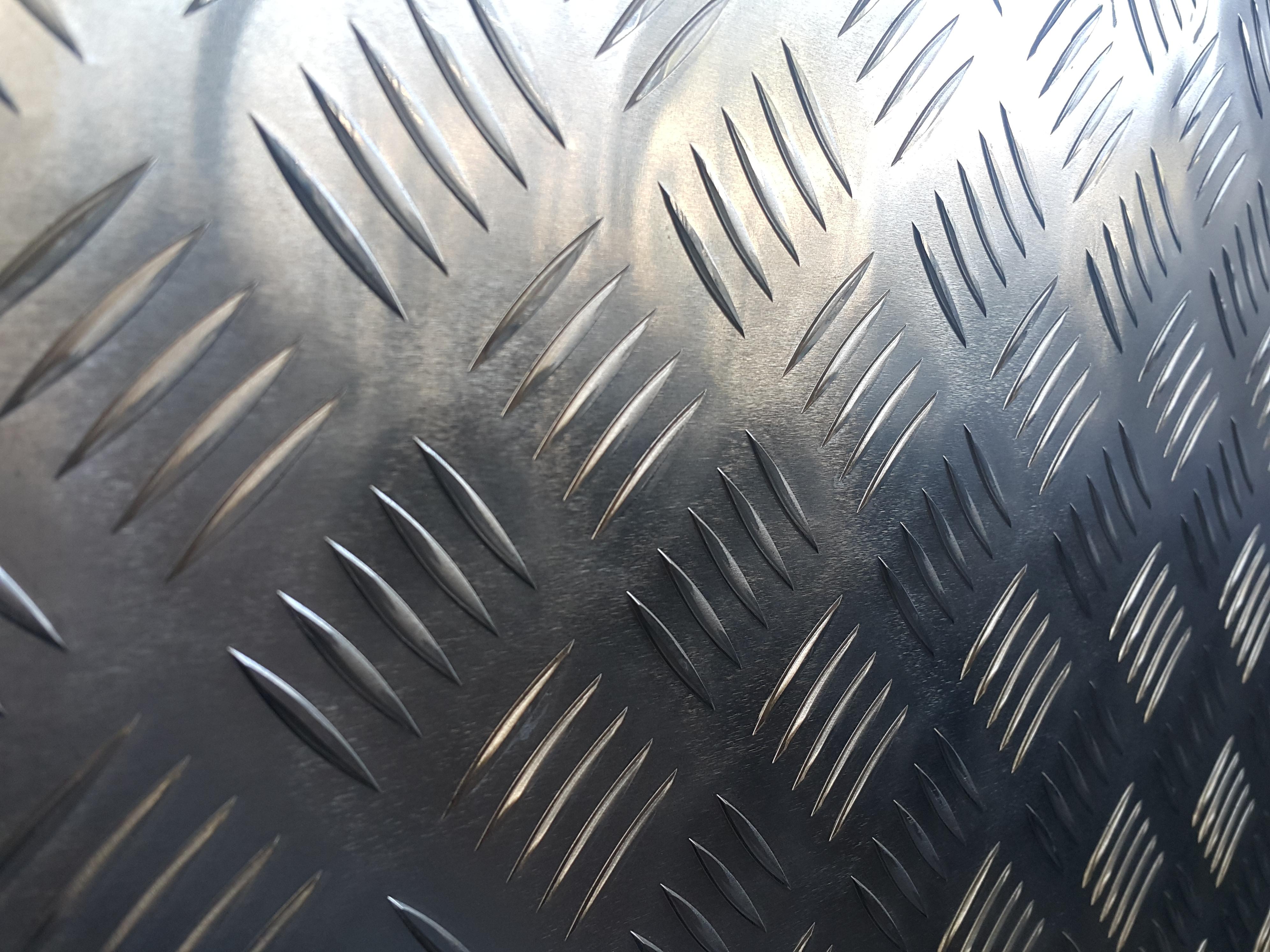 Aluminium Vastrap Plates