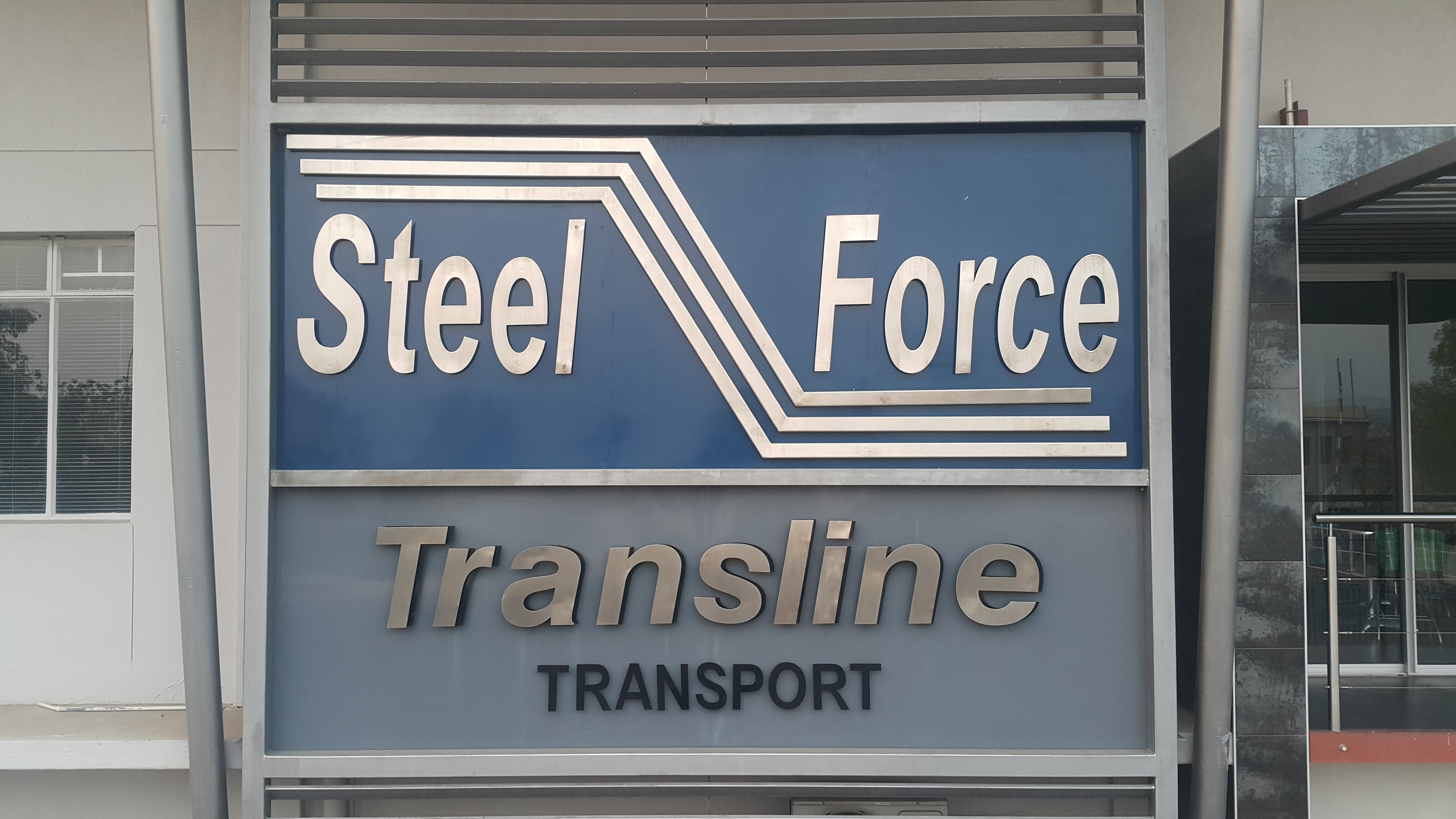 Steel Force & Transline