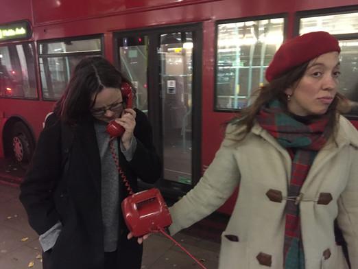 street scenes - blind call