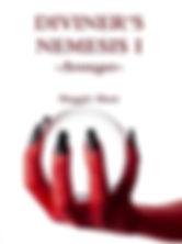 Diviners Nemesis 1 paperback cover.jpg