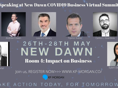 Join us on May 27th for interactive session on post-Covid 19 commercial re-start