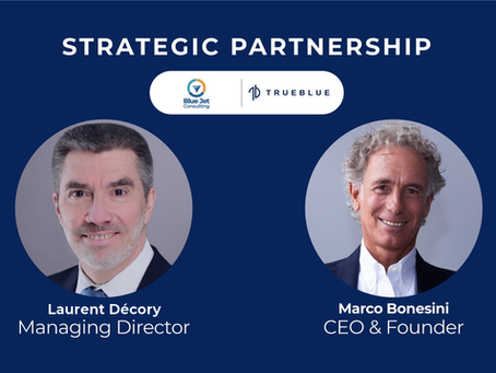 BlueJet Consulting and Trueblue announce strategic partnership
