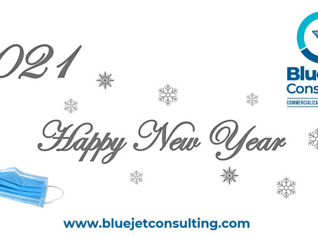 Happy New Year from BlueJet Consulting to our friends, partners, colleagues and clients