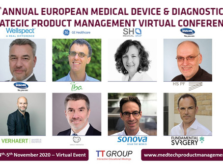 Laurent Décory to chair European MedTech Strategic Product Management Conference