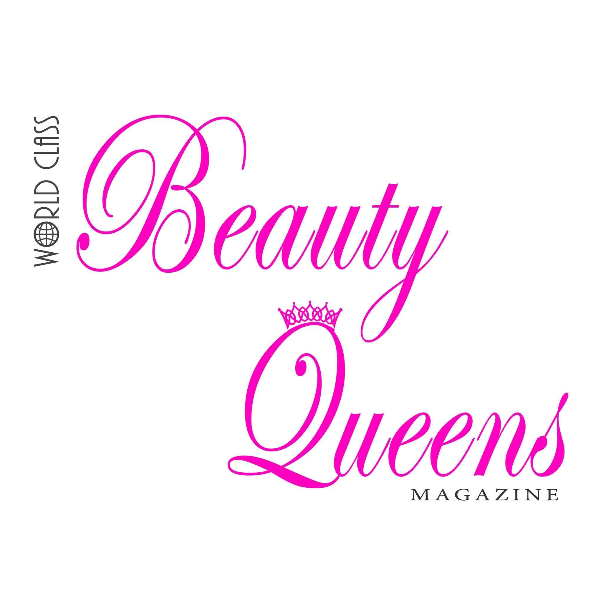 World Class Beauty Queens Magazine Logo.