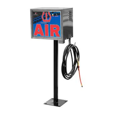 air machine - pedistal mount - free - bl