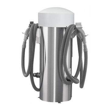 100006 - commercial vac - grey hose - wh