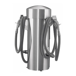 100006 - commercial vac - gery hose - ss
