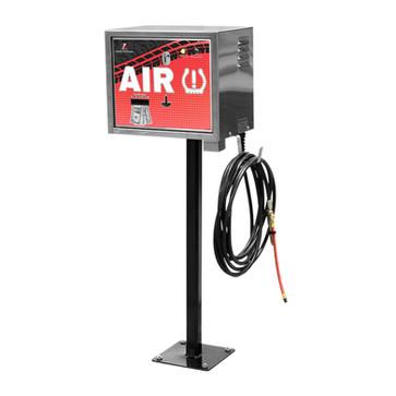 air machine - pedistal mount - pay bill