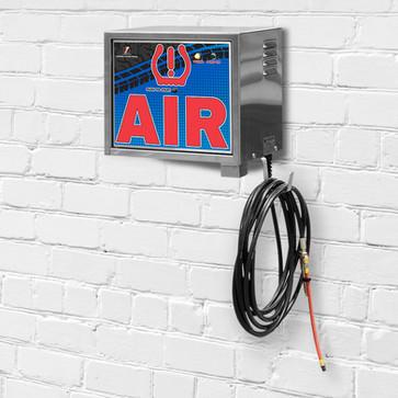 air machine - wall mount - free - blue -