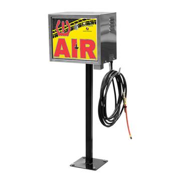air machine - pedistal mount - pay - yel