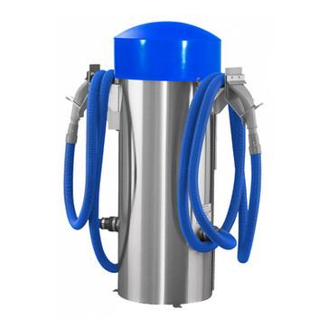 100006 - commercial vac - blue hose - bl