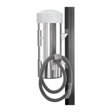 comercial vac 100005 - grey hose - white