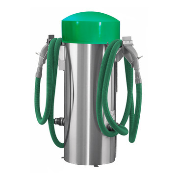 100006 - commercial vac - green hose - g