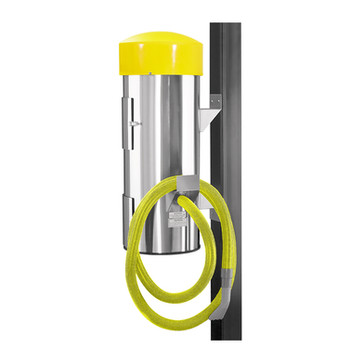 comercial vac 100005 - yellow hose - yel