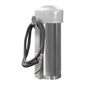comercial vac - 100002 - grey hose - whi