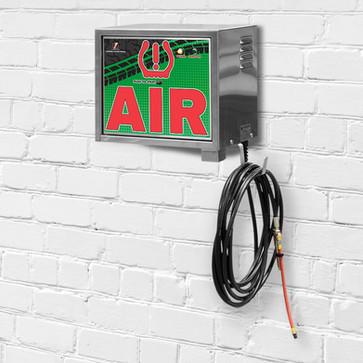 air machine - wall mount - free - green