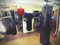 Спортзал Бокс Сила