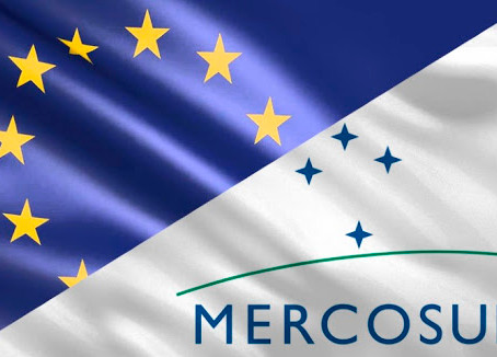 EM BREVE: MERCOSUL E UNIÃO EUROPEIA PODEM INICIAR TROCA DE OFERTAS