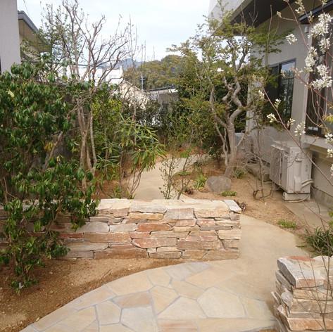 洋風の庭01