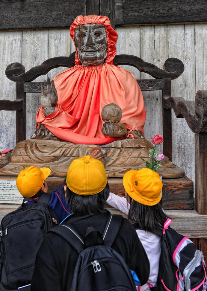 Nara temple bouddhique Todai-ji