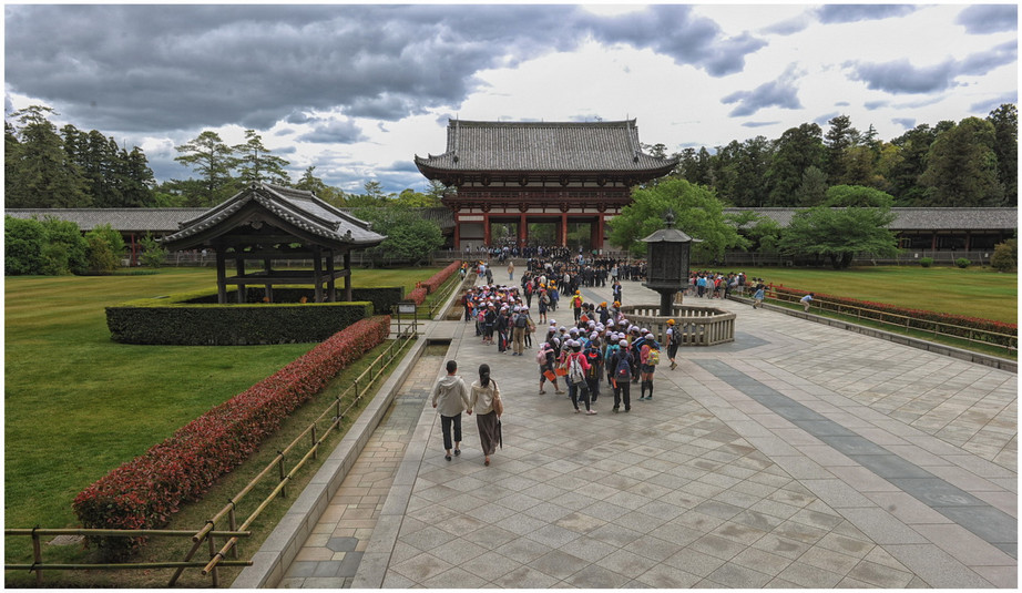 Entrée du Todai-ji