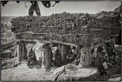 Mali Dodon Maison à palabre  1995
