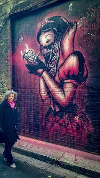 Street Art Grenoble - Goin