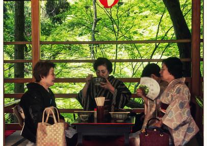 Pause au Kyomizu Kyoto