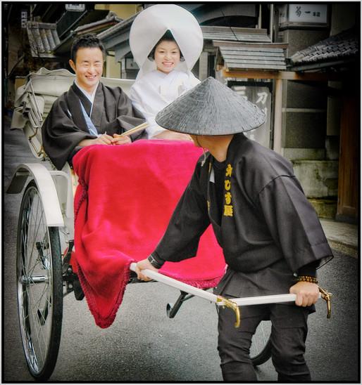 Mariage à Nara