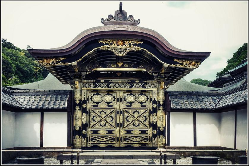 Kamakura Porte monumentale