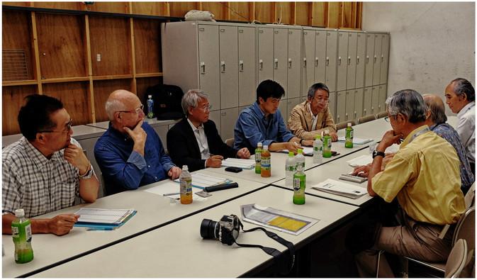 Briefing des 5 juges de Kobe dont Gilles