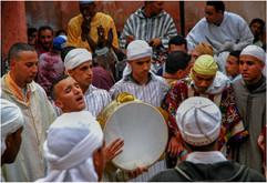 Maroc Marrakech en transe