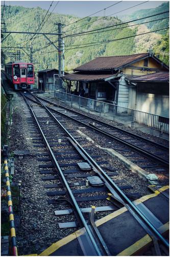 Ligne vers et retour Koya
