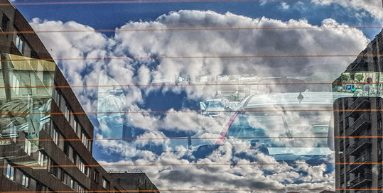 Rue nuages et autres choses