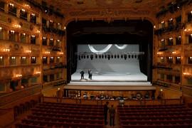 Venise Fenice répétition