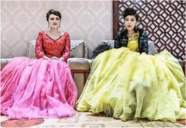 Nanchang deux chanteuses