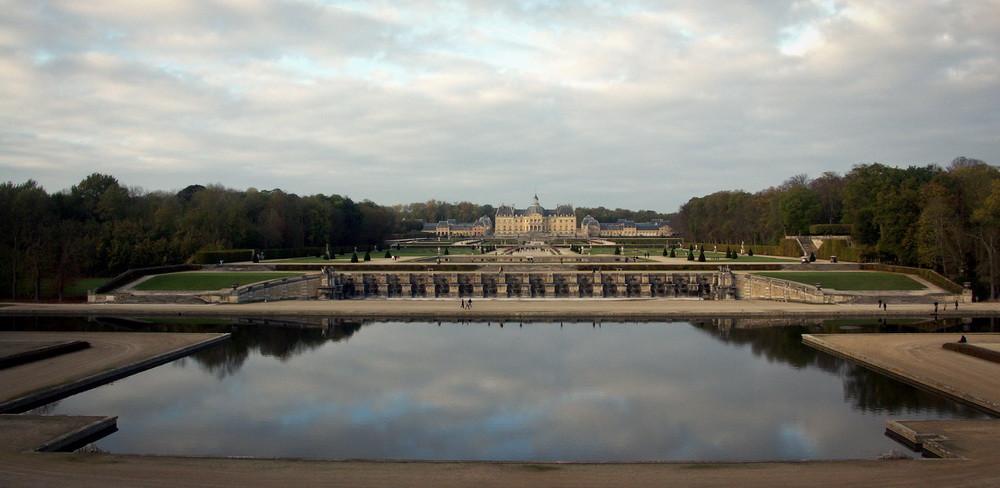 Castle - Vaux Le Vicomte
