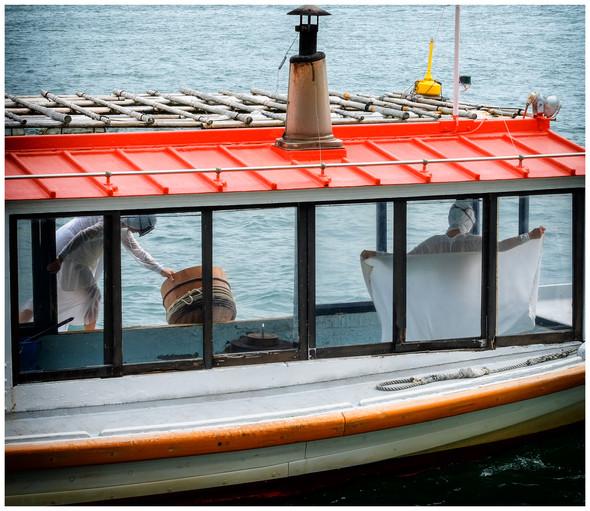 Bateau des pêcheuses