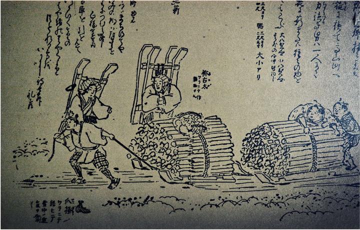 Transport de bois
