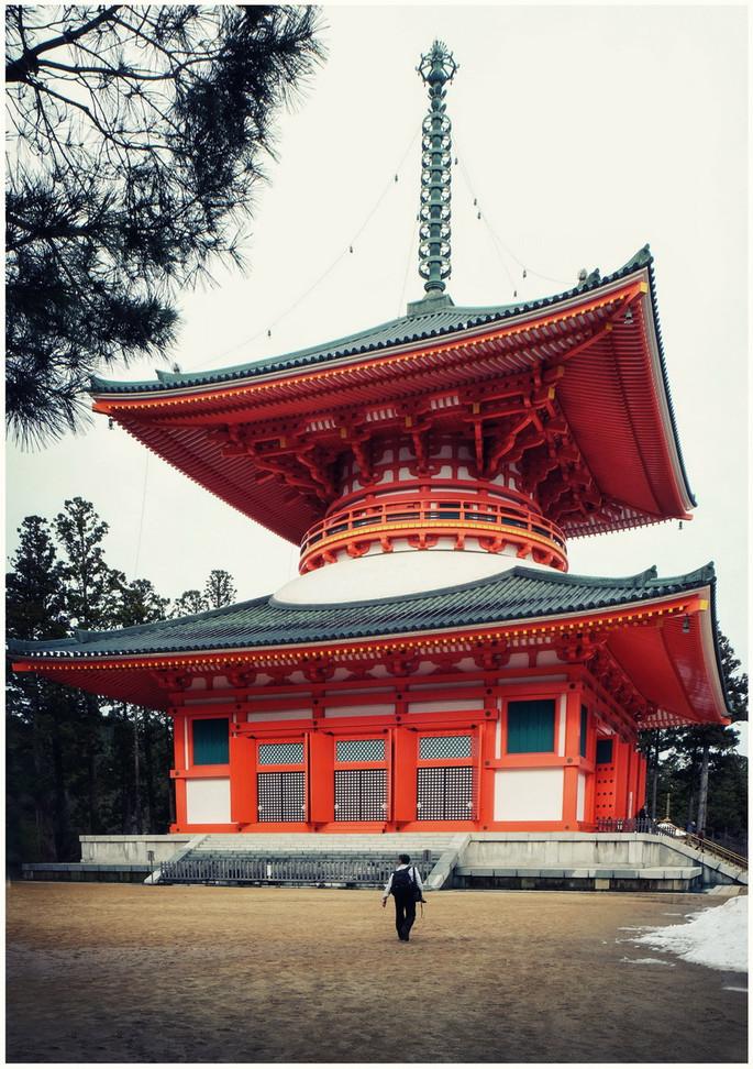 Mt Koya shinto