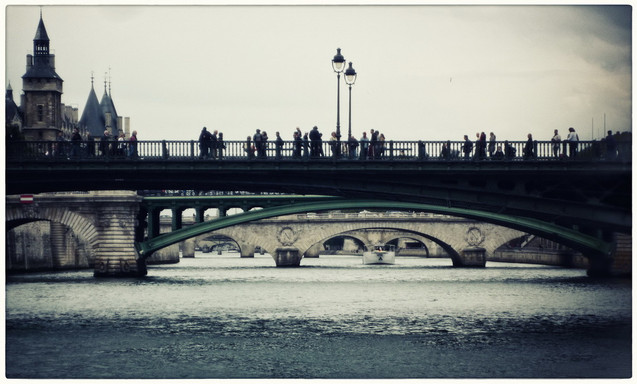 Les ponts de Paris