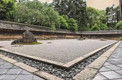 Kyoto Temple zen