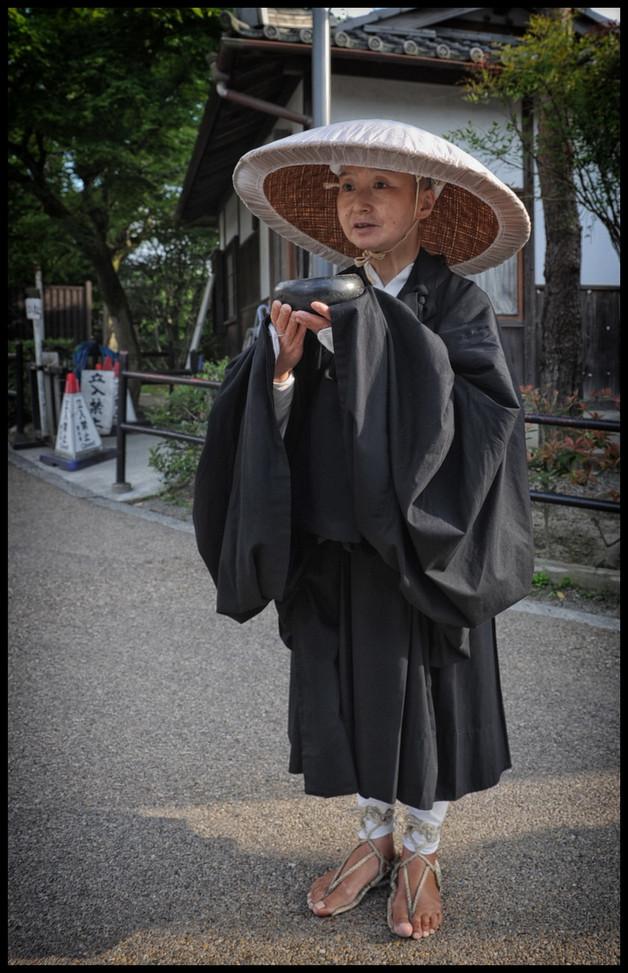 Manche à Nara