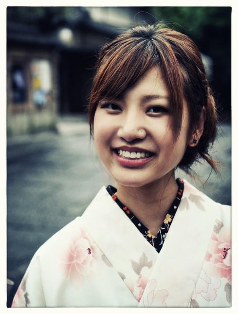 Sourire de Kyoto