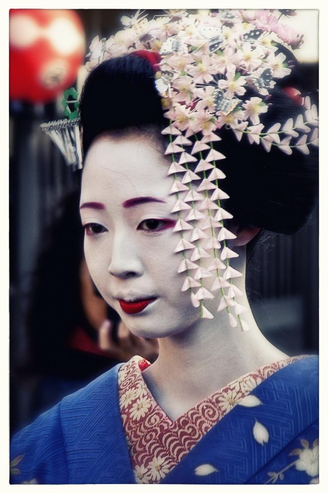 Japon  Geisha