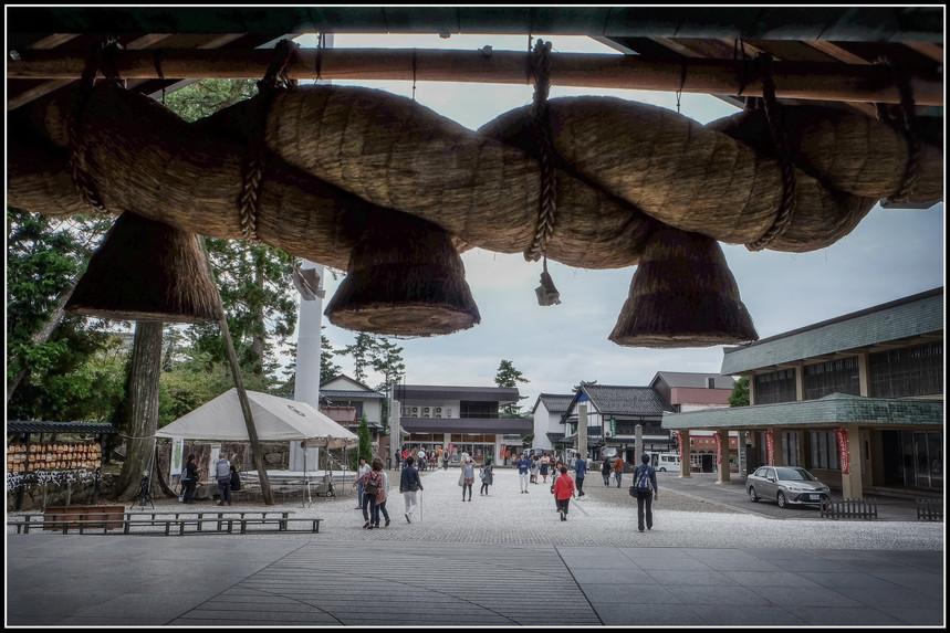 Matsue Izumo Taisha Grand shrine