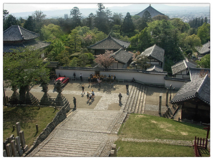 Nara - complexe sanctuaires